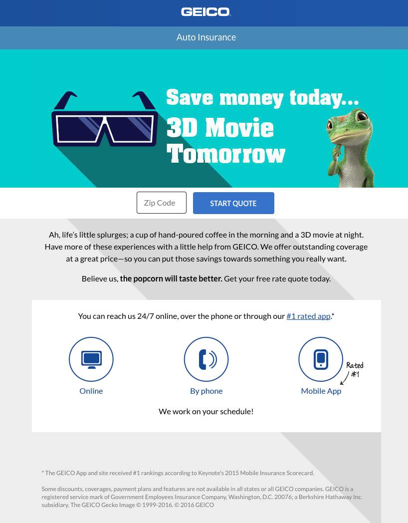 Geico Online Quote Geico Channels Comparethemarket