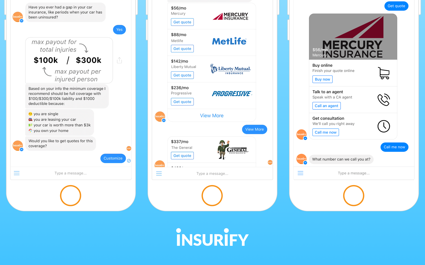 Insurify announces $4 6M funding and a chatbot