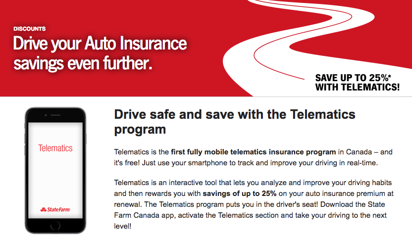 State Farm Auto Insurance >> Experience the New State Farm Canada App