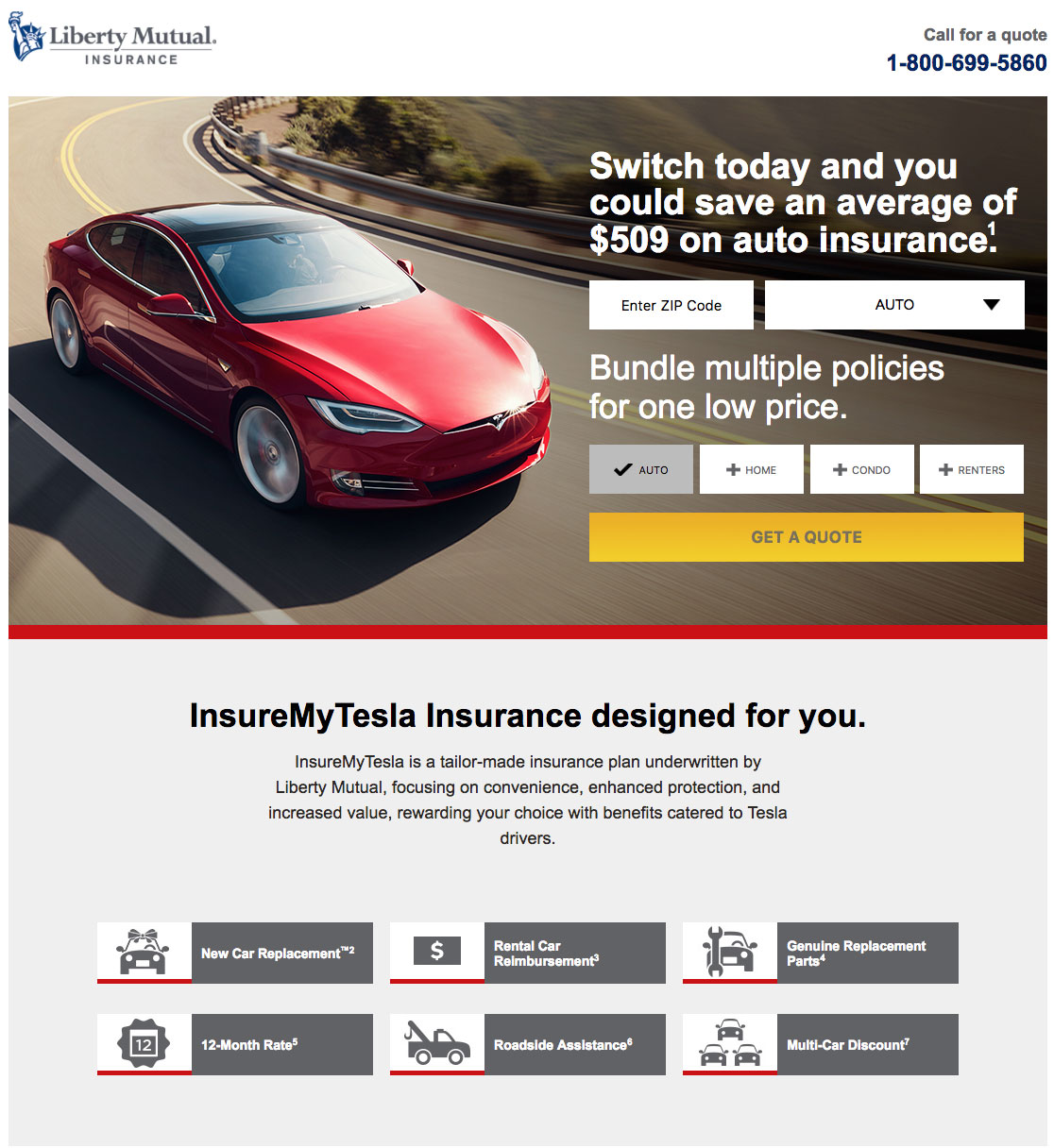 Liberty Mutual Auto Quote Liberty Mutual Still Has A Long Way To Go To Be The Go To Insurer