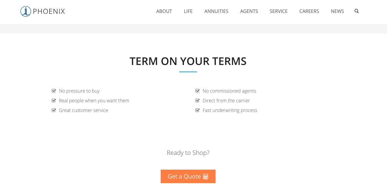 Select A Quote Life Insurance The Phoenix Companies Launches Directtoconsumer Life Insurance