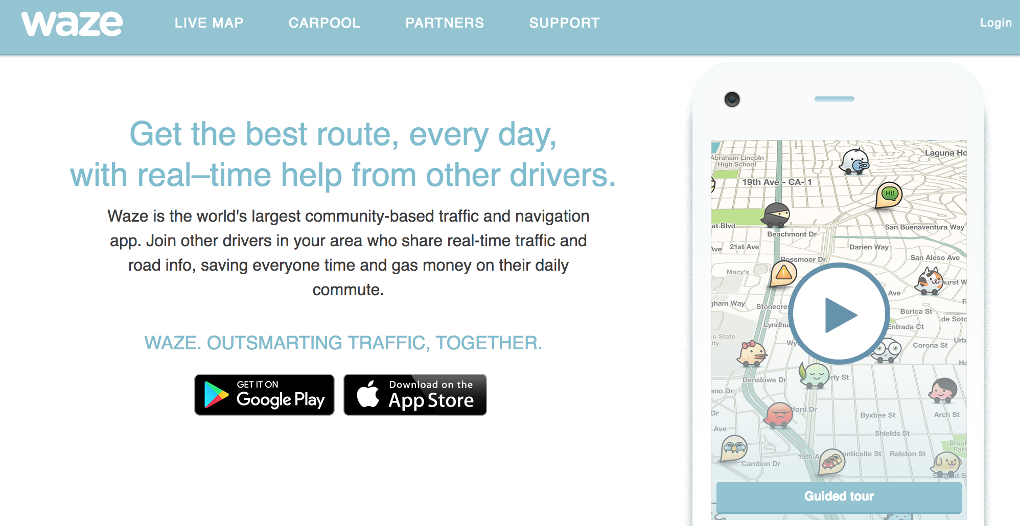 Allstate Targets Millions of Wazers