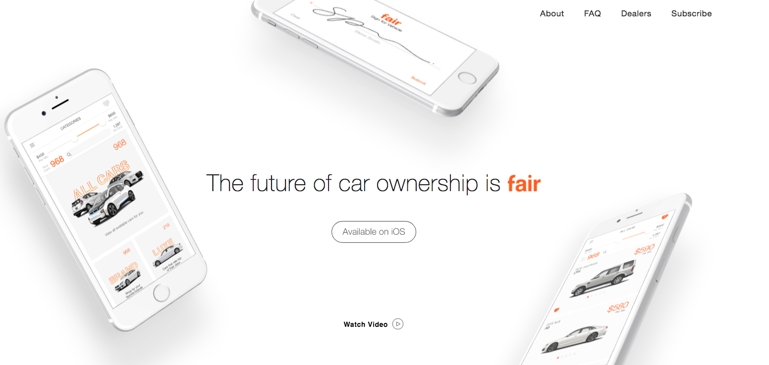 Mobile Auto Auction Smartauction Mobile App Smartauction Ally >> Ally Financial And Fair Announce Strategic Alliance