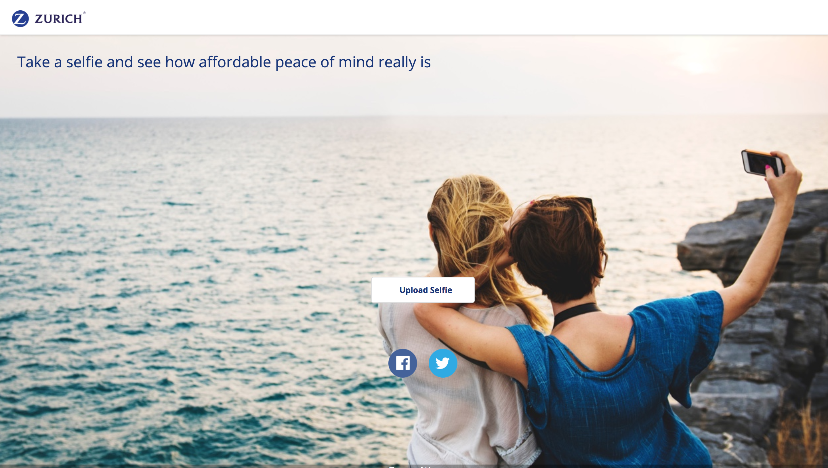 Affordable Life Insurance Quotes Zurich Launches Facequote Selfie To Life Insurance App