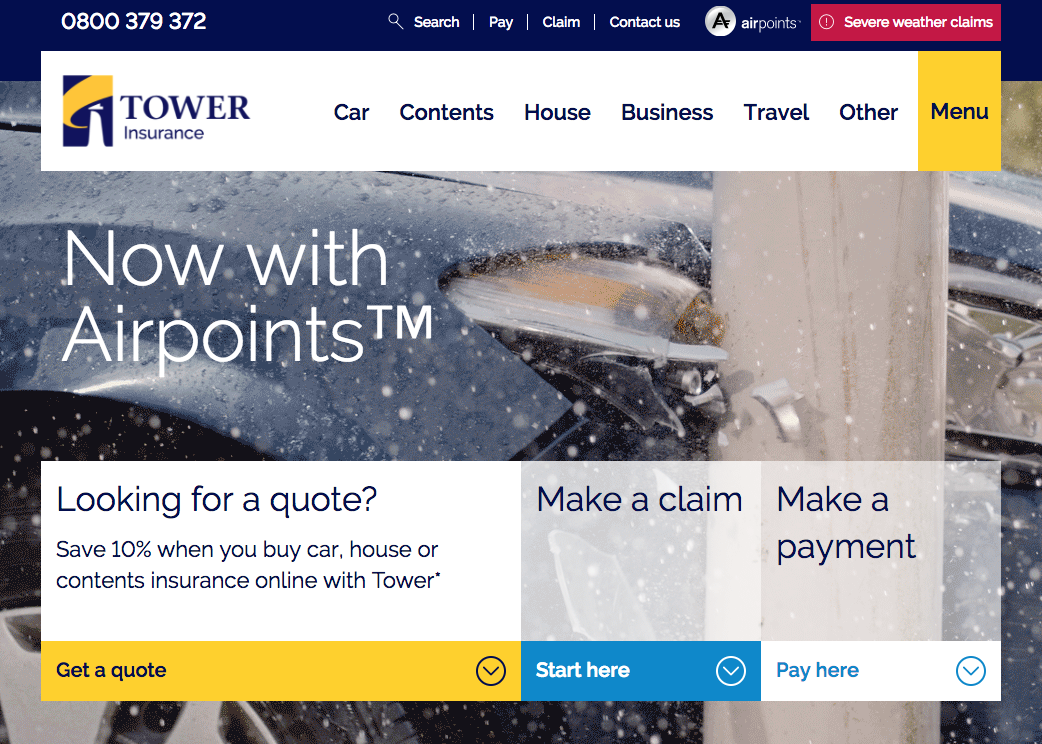 Tower Challenges The Market With Plain English