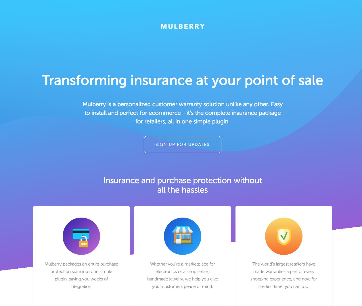 New Entrant Looks to Transform Insurance at POS