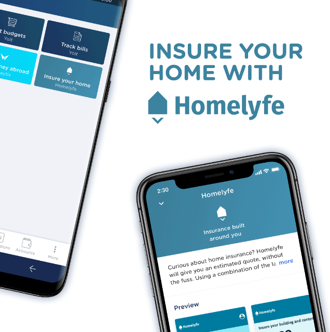 Homelyfe Now Available On Yolt