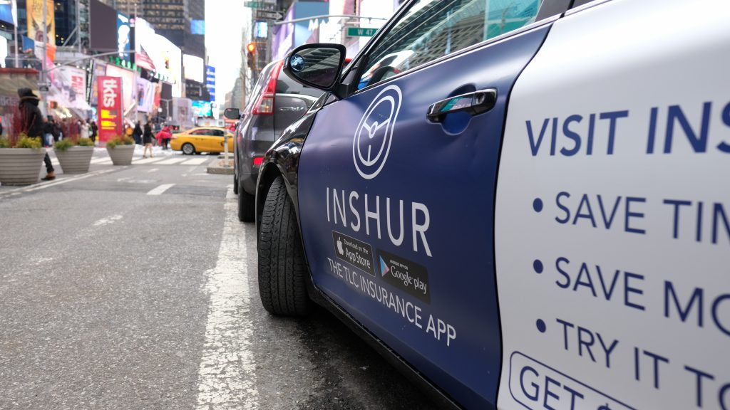 Uber Partners with INSHUR to Reward Safe Driving in the UK