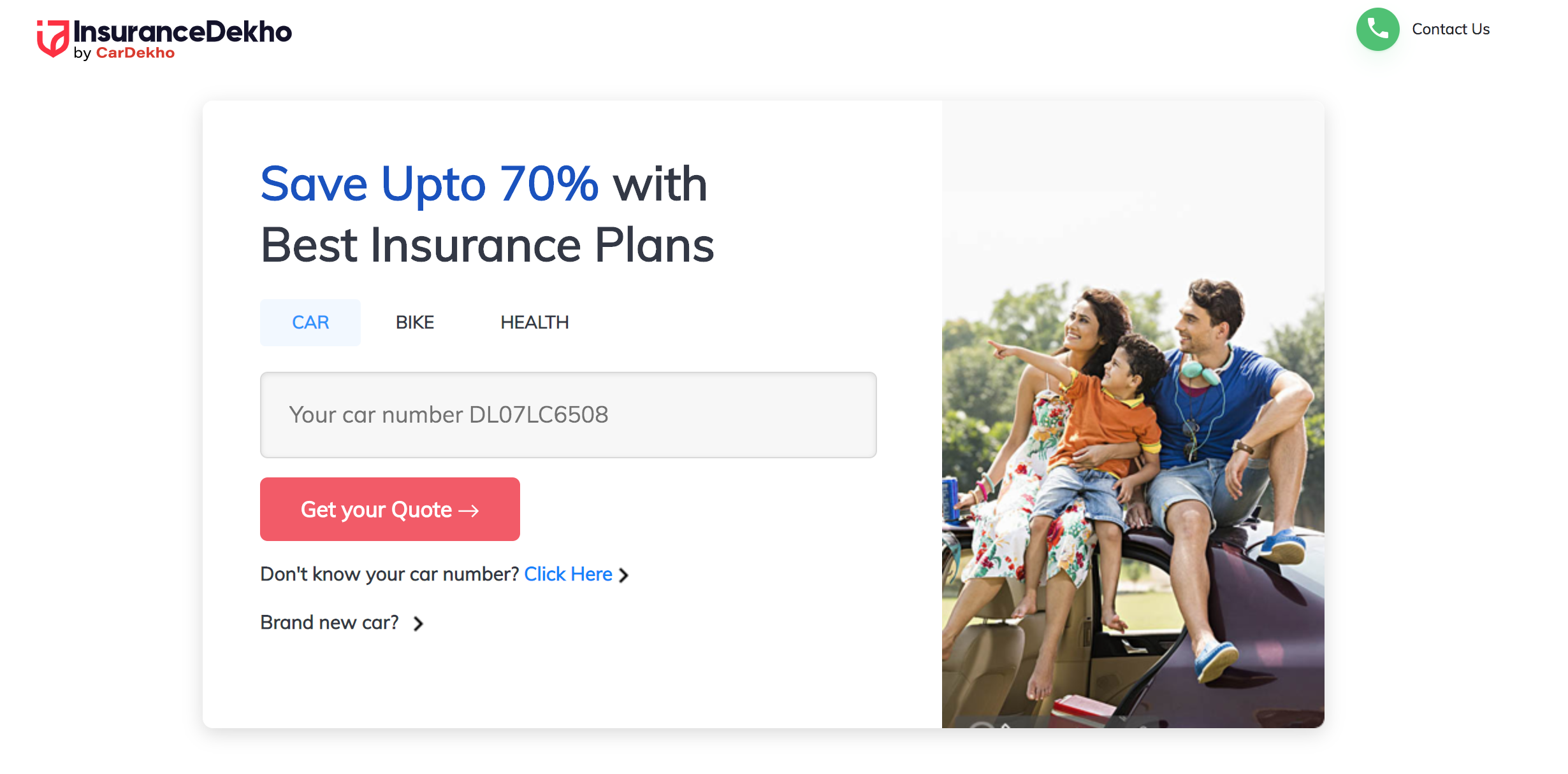 Introducing Insurancedekho