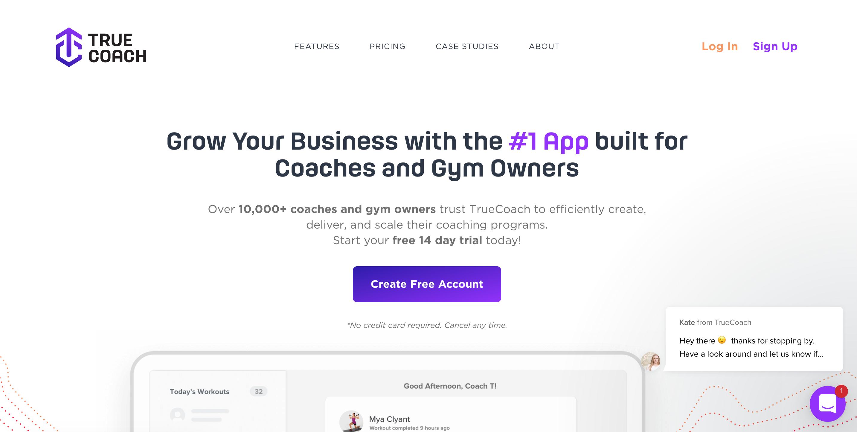 TrueCoach Raises $2M