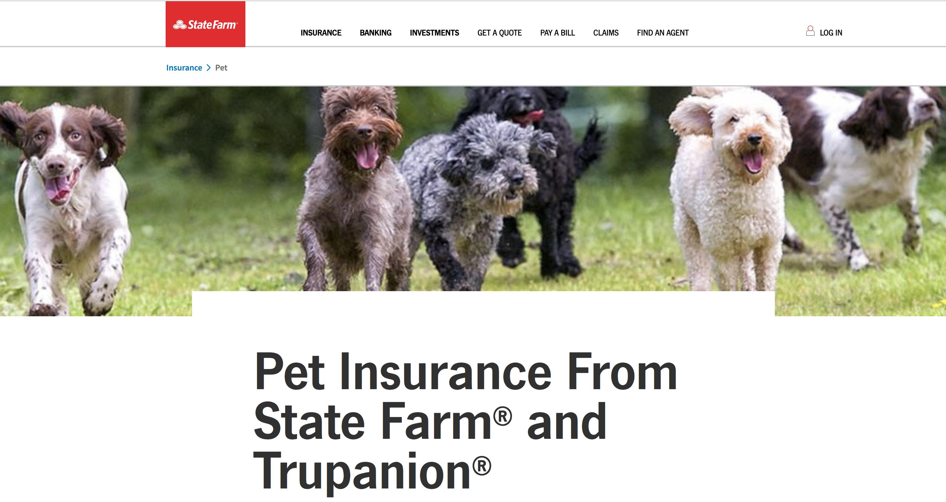 State Farm And Trupanion Expand Partnership