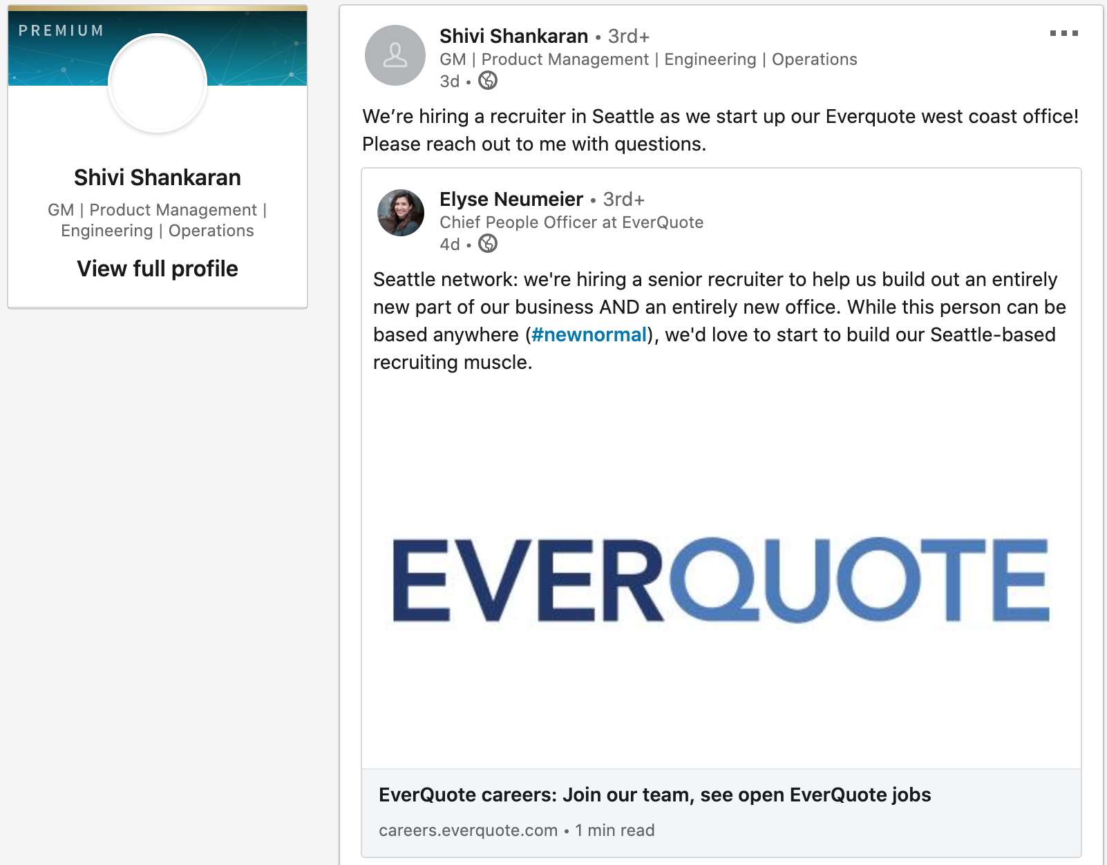 Everquote Is Getting Closer To Assurance Iq